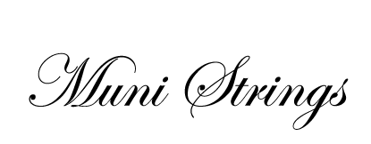 Muni Strings Retina Logo