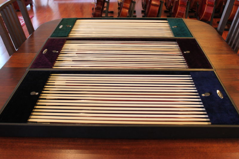 Bows in Trays