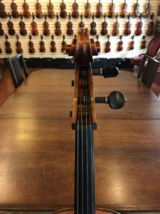 Cello with two Posture Pegs