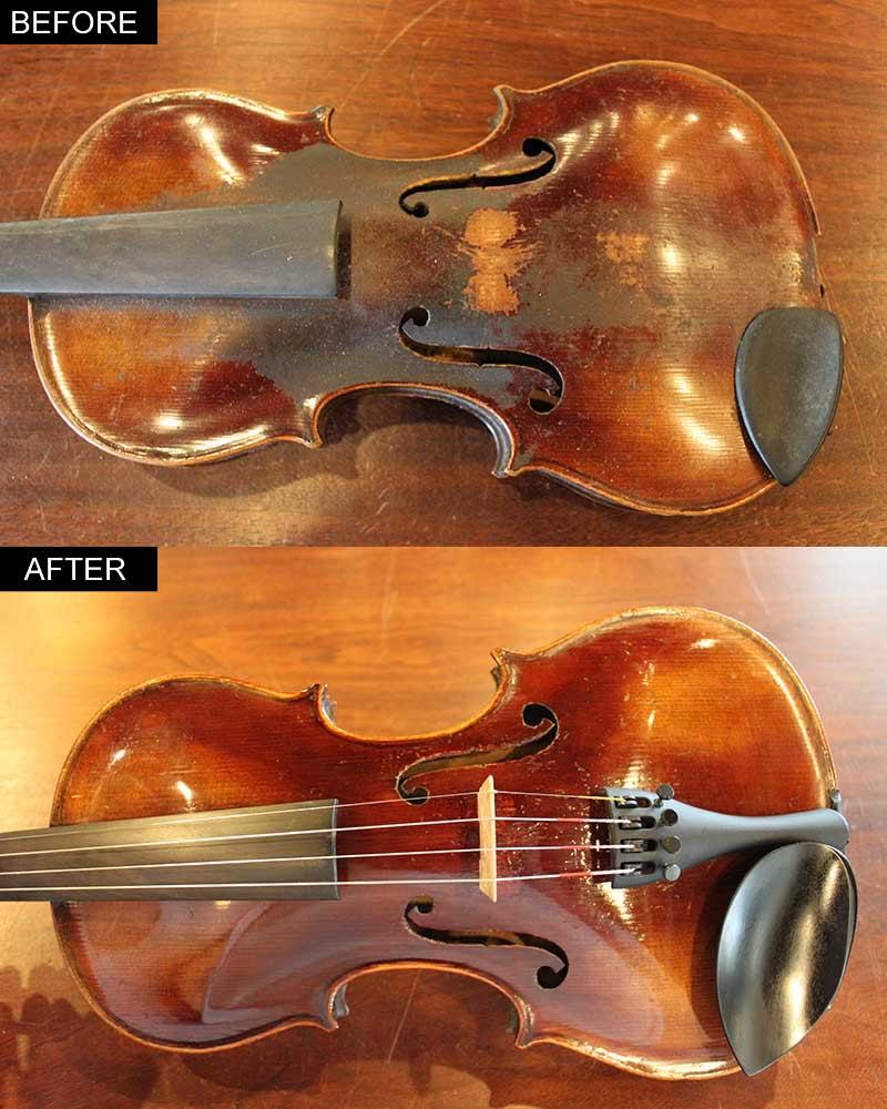 Orlando String Instrument Repairs | Muni Strings, Winter